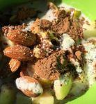 Bananen-Ingwer-Müsli