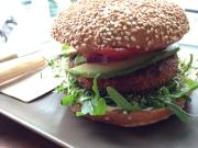 Vegansky Burger