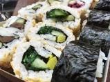 Veganes Sushi im MakiMaki Dortmund